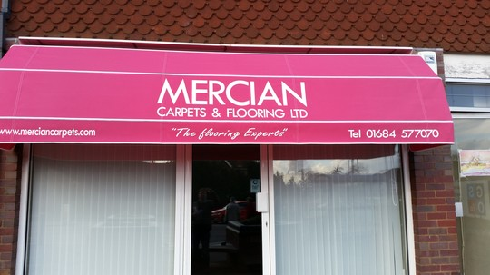 Mercian Carpets & Flooring - Image 1